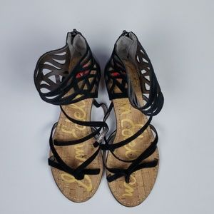 Sam Edelman Dana leather sandals